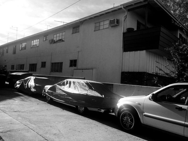 Blackandwhite Vintage Cars