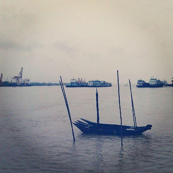 Tied Tide WeakBond Windy DullSky Dala Yangon
