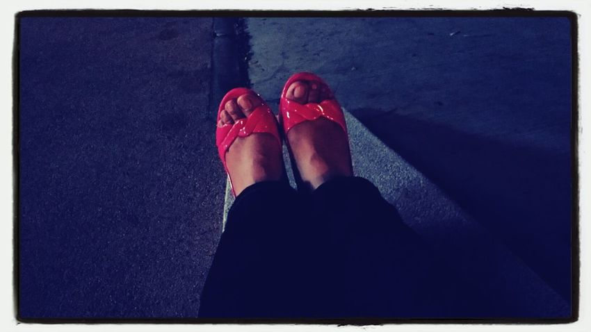 love my new jelly bunny shoe:p