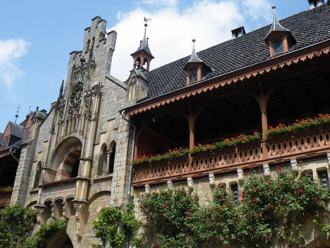 Schloss Burg Marienburg Königshaus Hannover Prinz Märchen Märchenschloss