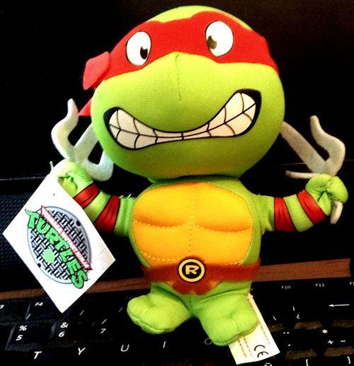 Mi buen amigo, bienvenido!! La Venganza De Las Tortugas Mutantes