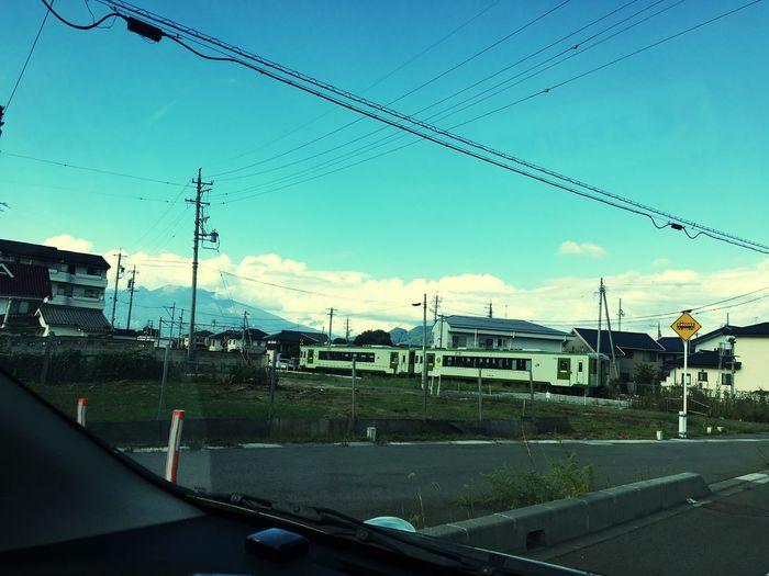 小海線 浅間山 田舎 ドライブ Japan 長野県 Enjoying Life 電車