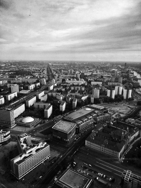 My Fuckin Berlin Enyoing The View  Blackandwhite