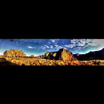 Smithrock Sunrise ! Getoutside PNWonderland Sunrise_sunsets_aroundworld Thepnwlife Westcoast_captures Me Centraloregon_igers Exploregon Thatoregonlife Oregonexplored Climbing_pictures_of_instagram Follow Love New ShotOnMyLumia  Lumia Bendlife Vistbend Inbend Reiproject1440 HDR Hdr_pics Hdr_lovers panorama landscape_lovers theoutbound greettheoutdoors