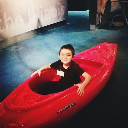 Canoe Museum Fun Midwestern