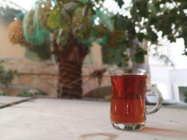 tea with naighbour