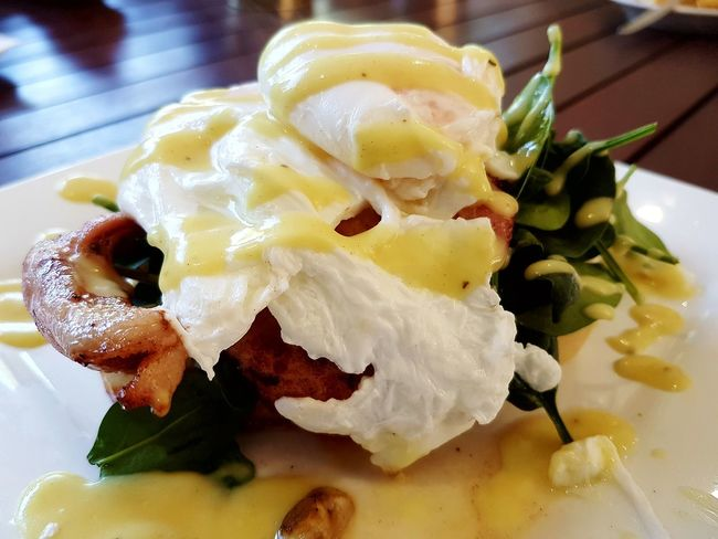Eggs Benedict Breakfast