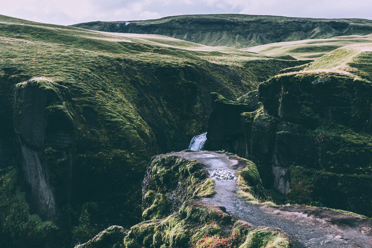Beauty In Nature,  Day,  Field,  Geology,  Horizontal Image