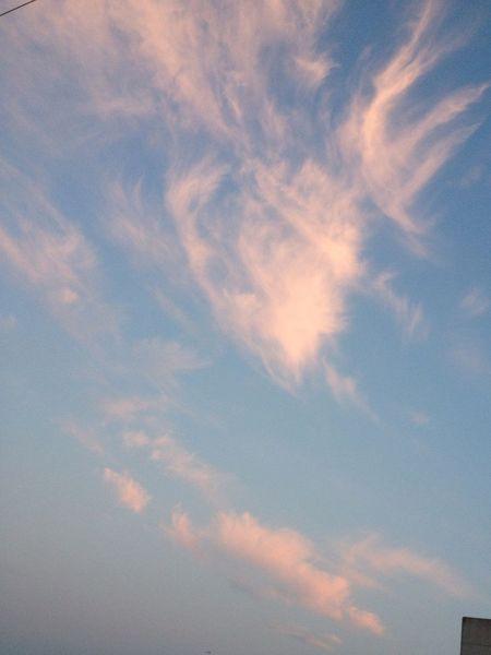 La calma dopo la tempesta 😍 Taking Photos Summer Estate Summer Night Sere D'estate Nuvole Sky Cielo Romantic Hello World