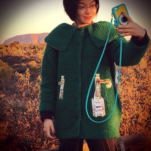 Feel The Journey Uluru Sunset At Uluru