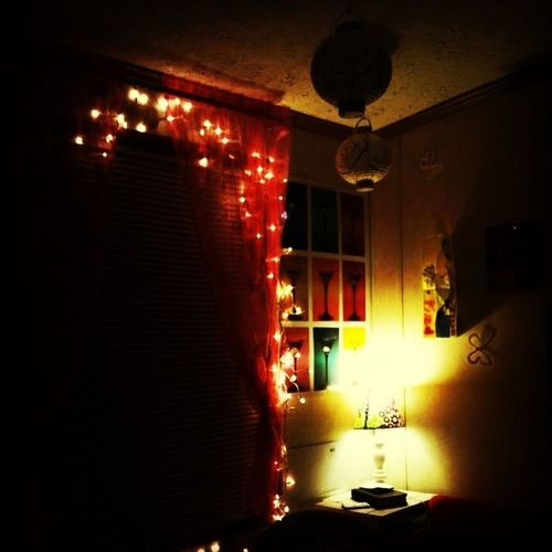 Just my room.