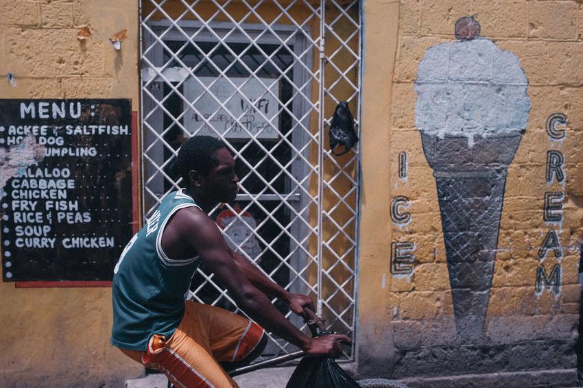 Ackee & Saltfish Streetphotography Jamaica