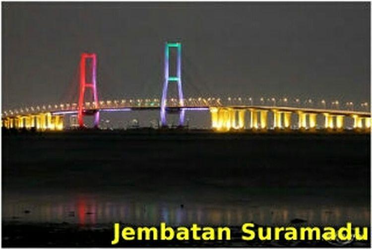 Jembatan Suramadu by Eddy Prayitno