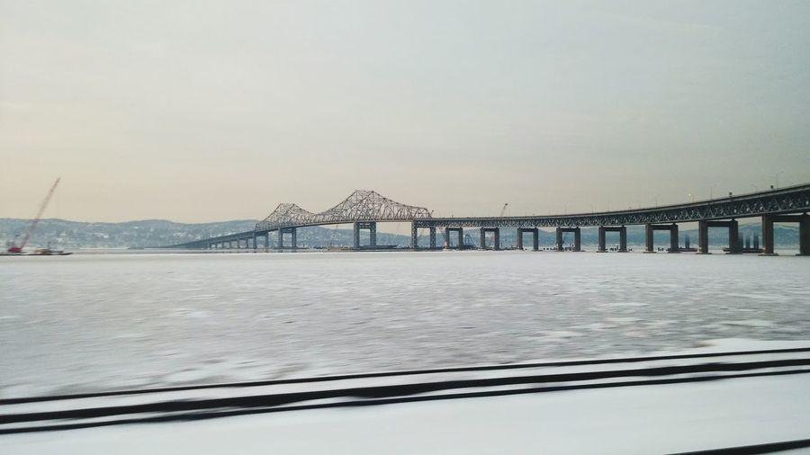 Tappin Zee Bridge Hudson River Bridges