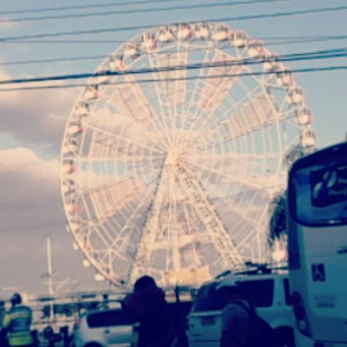 Roda Gigante Rockinrio *-*
