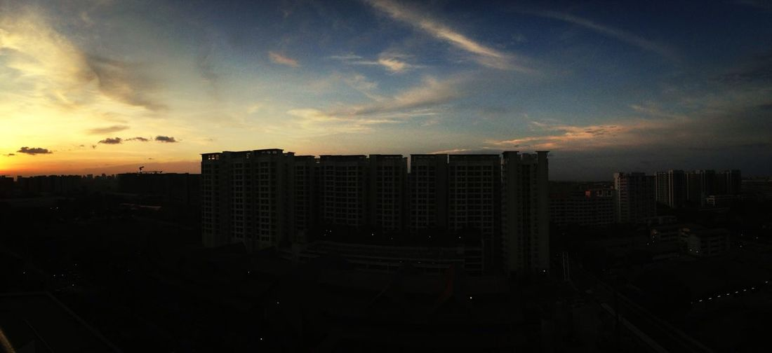 Sky Hello World Landscape Clouds