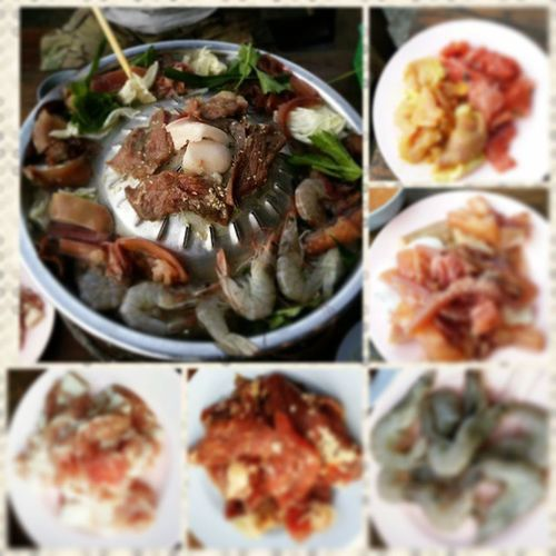 หมูกะทะคลองมะขามเรียง เจ้าเก่า น้ำจิ้มเด็ด จัดหนัก เนื้อนุ่ม หมูหวานอร่อย ราคาเบาๆ ^^