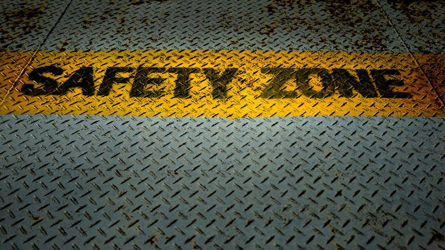 Beware ahead