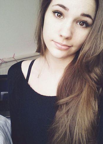 Faces Of EyeEm Eyeempic Longhair Picoftheday French Girl Goodday