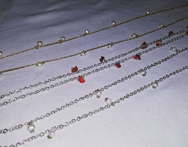 Necklaces with pearls and coral - perle e corallo Necklacehomemade Pearls Perledifiume Perle Coral Coralbamboo Corallobambù Collanafaidate Bigiotteriaartigianale Bigiotteria