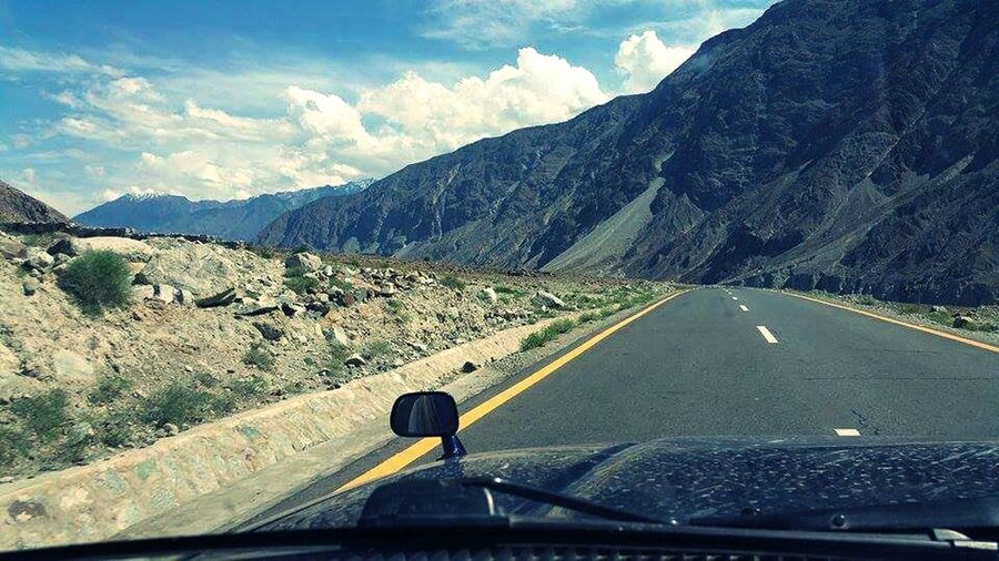 How Do We Build The World? Karakoram Highway