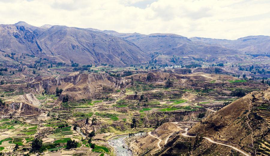 Peru Colca