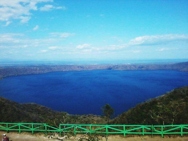 Laguna de Apoyo Nature Nicaragua Granada Clouds Scouts Scouting