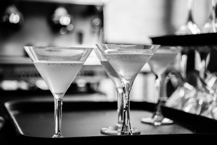 Black Black & White Black And White Blackandwhite Cocktail Cocktail Glass Cocktails Drink Glass Glass - Material Glass Objects  Glasses