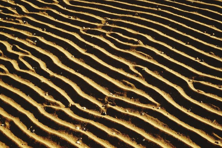 Sand Sandy Beach Wave Pattern Waves, Ocean, Nature Sand & Sea Lines Lines, Shapes And Curves Lines And Patterns Backgrounds Background Wallpaper Background