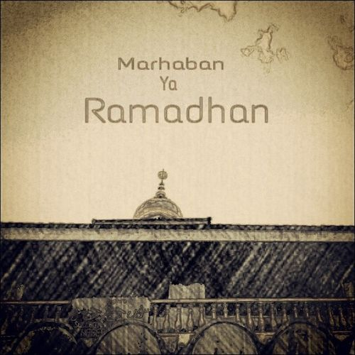 Selamat datang bulan penuh barokah dan kemenangan. Ramadhan Fastingmonth Muslim Islam Mosque respect