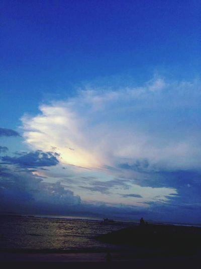 this is so great! Sunrise Enjoying Life Sky Beach