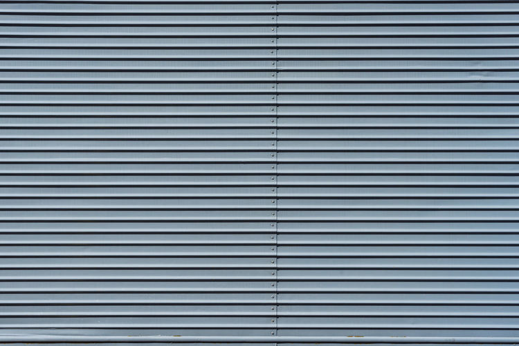 Abstract Aluminum Architecture Backgrounds Brushed Metal Close-up Corrugated Iron Day Full Frame Futuristic Indoors  Metal Modern No People Pattern Silver - Metal Silver Colored Steel Striped Textured