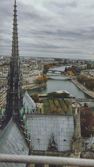 Paris City Travel Destinations River