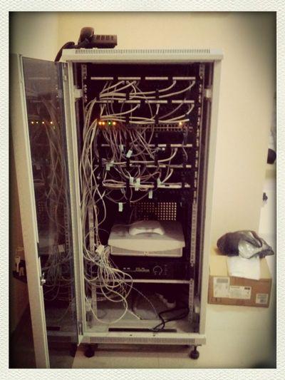 Lan Server Modem Adsl