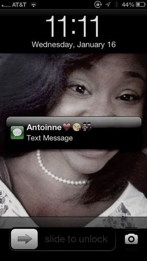 My 11:11 Tonight Was My Wonderful Boyfriend Most Of The Time I Am Not Able To Catch It But Tonight I Did Lol ❤