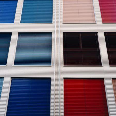 Urban Geometry Urbanphotography Eye4photography  EyeEm Best Shots Colors Architecture Building Geometric Shapes Popular Photos Window Pattern Pieces
