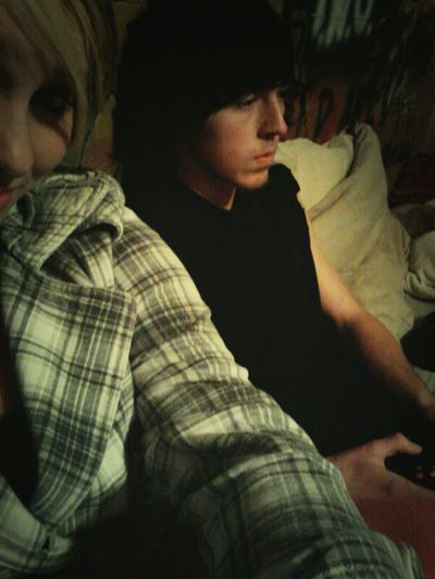 He's A Gamer