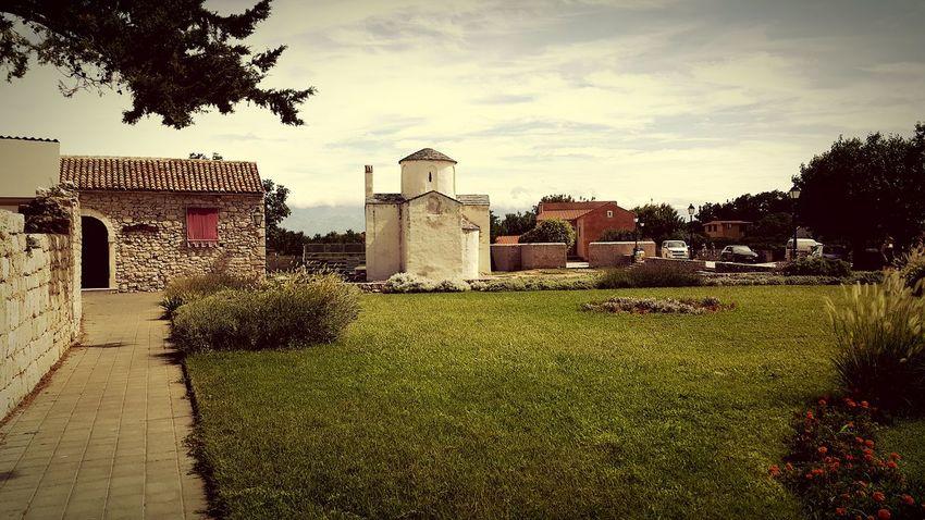 Croatia Dalmatia Ancient Architecture Old Church
