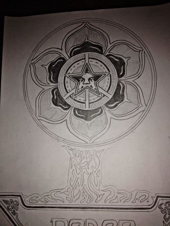 MyDrawing Drawing Shepard Fairey OBEY
