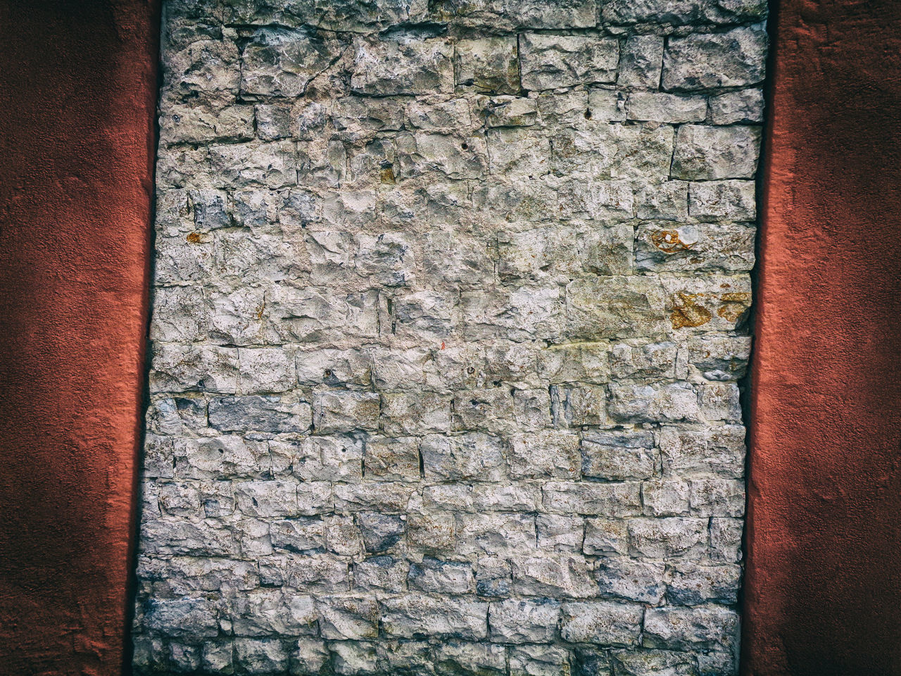 wall, no people, built structure, textured, day, architecture, wall - building feature, brick, brick wall, pattern, close-up, outdoors, building exterior, old, backgrounds, full frame, stone wall, weathered, wood - material