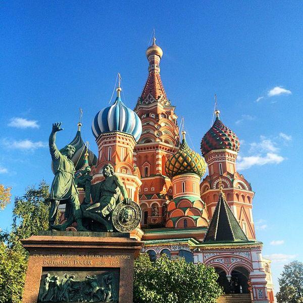 Triptomoscow Москва