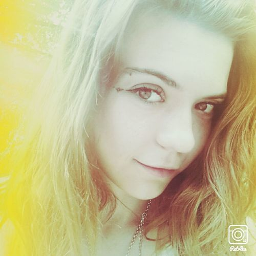 Hello World Enjoying Life Face Beautiful Girl Vscocam That's Me Summer ☀ Selfportrait Retrica✌ Selfie