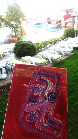 Artcrossing Travel Outdoors No People Day Water Sea Sky