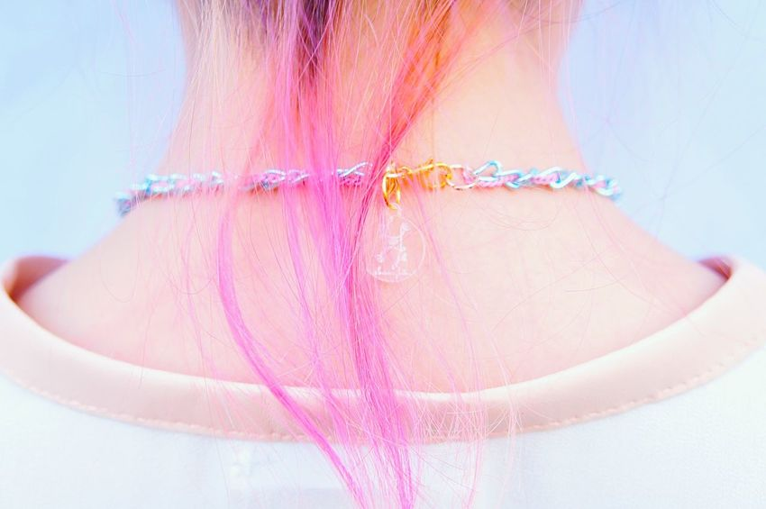 Lavinia fenton necklace detail 💖✨🍭 Hello World Taking Photos Sister Pink Hair Logo Chains Colors Pastel EyeEm Best Shots EyeEm Gallery Cute Charm Monogram Showcase: February