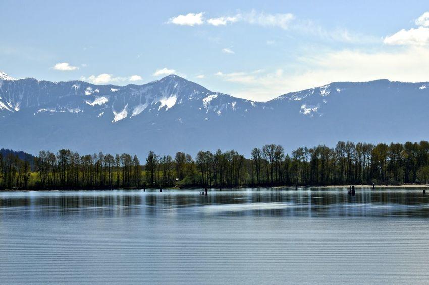 #beautifulbc #supernaturalBC Beauty In Nature Cloud - Sky Day Lake Landscape Mountain Mountain Range Nature No People Outdoors Reflection Scenics Sky Tree Water