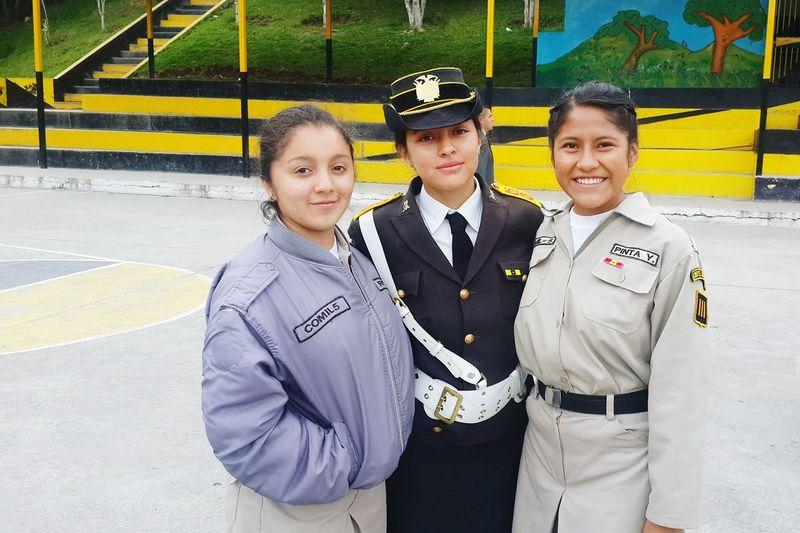 Último año First Eyeem Photo School School Uniforms Around The World School Life  Amistad Colegio Vida Ultimoaño Ultimosemestre en Loja,Ecuador