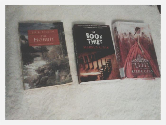 Upcoming reads The Hobbit ♥ Thebookthief TheElite