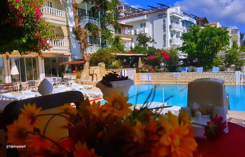 Kaş Küçükçakıl Habesos hotel