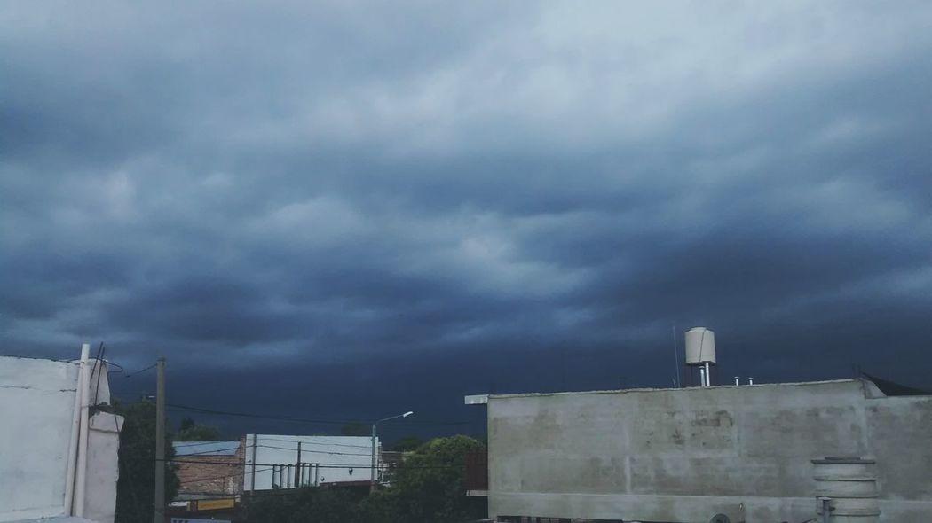 Enero 2015 Clouds And Sky Ciudad