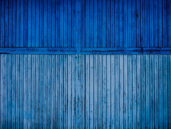Backgrounds Blue Wood Paneling Textured  Full Frame Pattern Paint Wood - Material Old-fashioned Damaged Abandoned